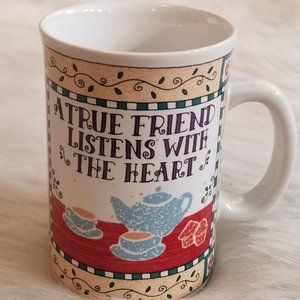 Country Comforts Coffee Mug Vintage